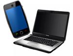 Cellphone & Desktop